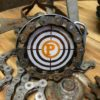 Payette Bullseye Round