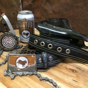 Mutton Buster Buckles